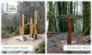 Three Capes Track versus Overland Track