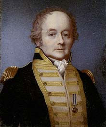 What has Captain Bligh got to do with Mt Wellington?