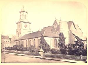 St David's Missing Clock