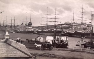 1870 Salamanca & Ships