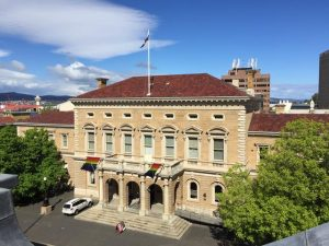 Hobart Town Hall Tours